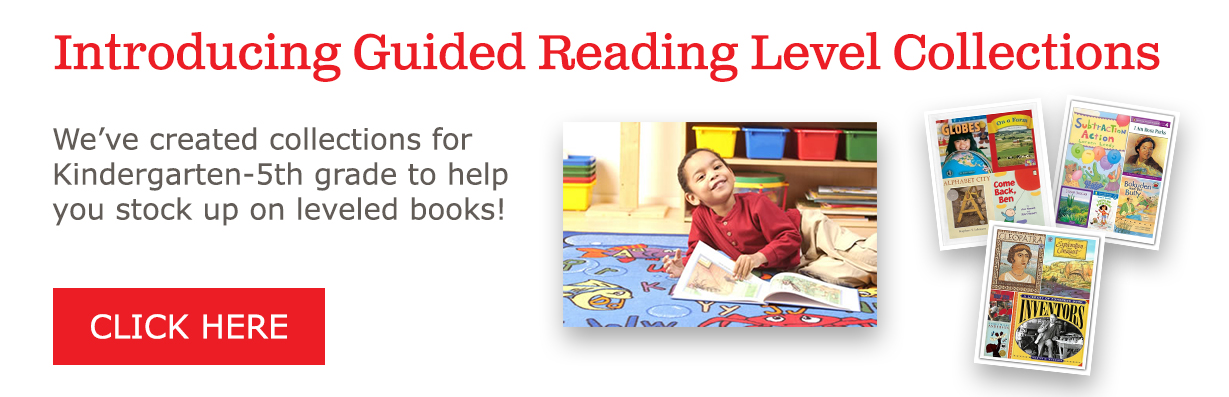 Guided Reading Level Collections